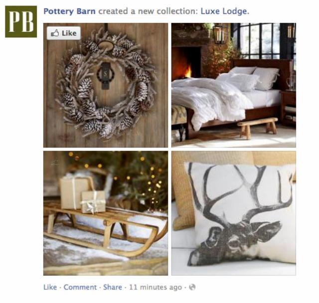 Facebook Rolls Out 'Want-able' Pics of Products in the News Feed