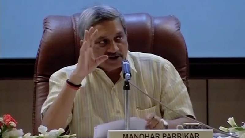 Manohar Parrikar to Take Oath as Goa Chief Minister on Tuesday