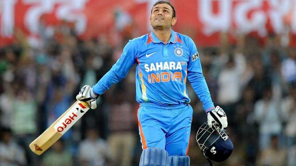 Virender Sehwag turns 42: A look at his monumental records