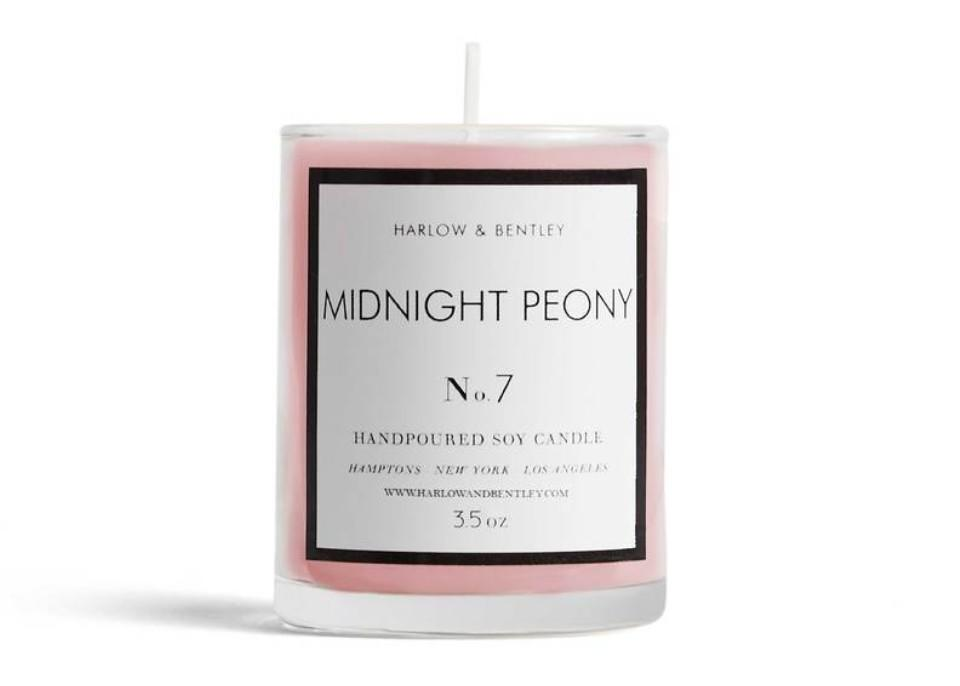 Harlow & Bentley Midnight Peony. (Image via Harlow & Bentley)