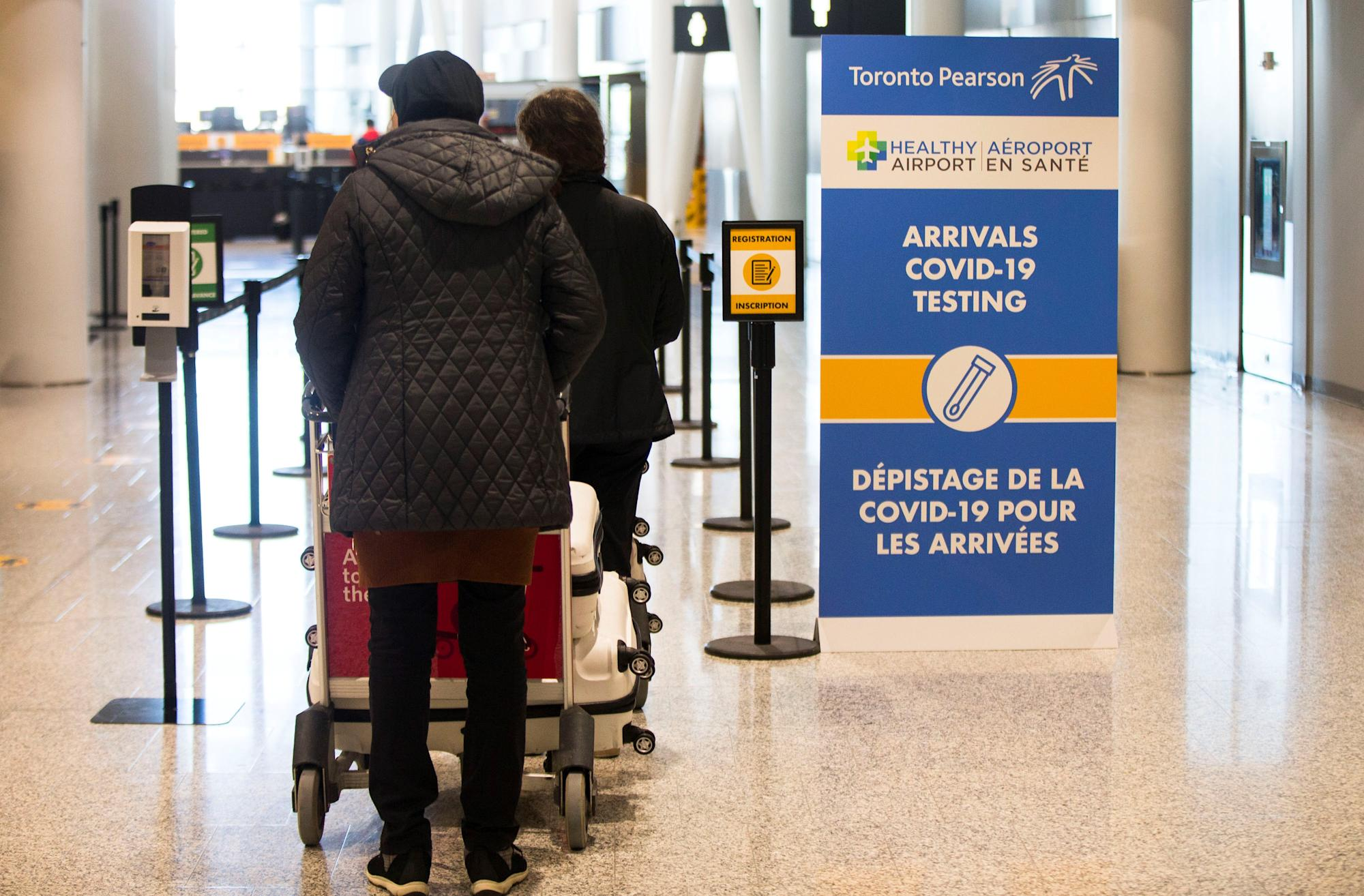The results are in: Ontario COVID-19 testing pilot program at Toronto Pearson caught nearly 150 infected travellers