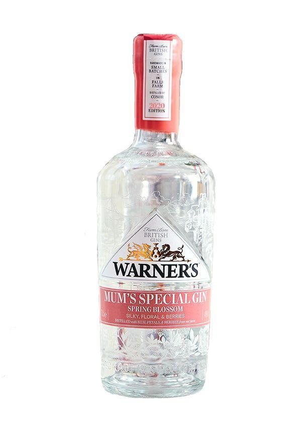 """<p>This brand new, limited-edition gin is bursting with all your favourite flavours including rose, raspberries and elderflower. What a combination, right? And you can even get a bottle personalised to make the ultimate gin gift. </p><p><strong>£40.00, Warner's</strong></p><p><a class=""""link rapid-noclick-resp"""" href=""""https://www.warnersdistillery.com/products/spring-blossom-gin-2020-vintage"""" rel=""""nofollow noopener"""" target=""""_blank"""" data-ylk=""""slk:BUY NOW"""">BUY NOW</a></p>"""