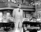 """<a href=""""http://movies.yahoo.com/movie/to-kill-a-mockingbird/"""" data-ylk=""""slk:TO KILL A MOCKINGBIRD"""" class=""""link rapid-noclick-resp"""">TO KILL A MOCKINGBIRD</a> (1962) <br>Directed by: <span>Robert Mulligan</span> <br>Starring: <span>Gregory Peck</span>, <span>Mary Badham</span> and <span>Phillip Alford</span>"""