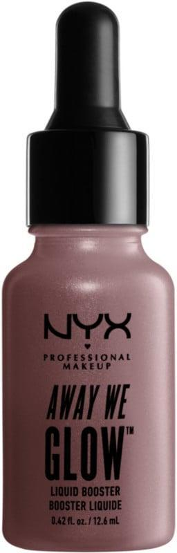 <p><span>NYX Professional Makeup Away We Glow Liquid Booster in Glazed Donuts</span> ($9, originally $17)</p>
