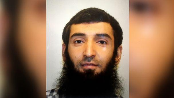 PHOTO: Suspect Sayfullo Saipov seen in this undated photo. (Obtained by ABC News)