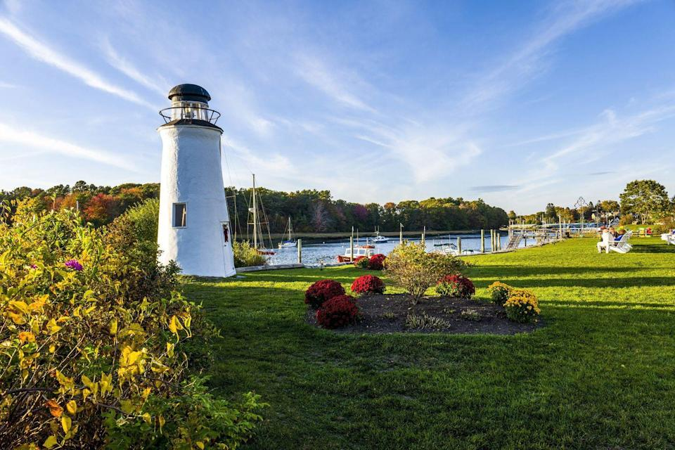"<p>The coastal town of <a href=""https://www.tripadvisor.com/Hotels-g40694-Kennebunkport_Kennebunks_Maine-Hotels.html"" rel=""nofollow noopener"" target=""_blank"" data-ylk=""slk:Kennebunkport"" class=""link rapid-noclick-resp"">Kennebunkport</a> lives up to its slogan of ""the place to be all year,"" thanks to plenty of attractions to check out during the winter months. From delicious New England fare to breweries to <a href=""https://www.kennebunkport.org/galleries_museums.htm"" rel=""nofollow noopener"" target=""_blank"" data-ylk=""slk:art galleries"" class=""link rapid-noclick-resp"">art galleries</a>, there's lots to keep you busy during a long weekend. </p><p><a class=""link rapid-noclick-resp"" href=""https://go.redirectingat.com?id=74968X1596630&url=https%3A%2F%2Fwww.tripadvisor.com%2FTourism-g40694-Kennebunkport_Kennebunks_Maine-Vacations.html&sref=https%3A%2F%2Fwww.redbookmag.com%2Flife%2Fg35212951%2Fromantic-weekend-getaways%2F"" rel=""nofollow noopener"" target=""_blank"" data-ylk=""slk:PLAN YOUR TRIP"">PLAN YOUR TRIP</a></p>"