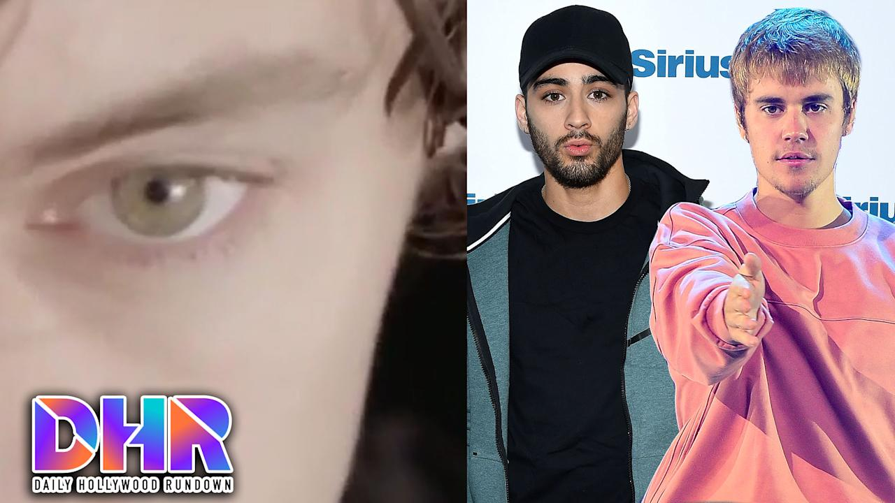 New Harry Styles music is on the way and are Zayn & Justin collaborating? All this & more on today's Daily Hollywood Rundown.