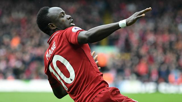 The in-form Senegal attacker scored his 21st goal of the season, and is well-placed to help Liverpool secure a UCL last-four spot