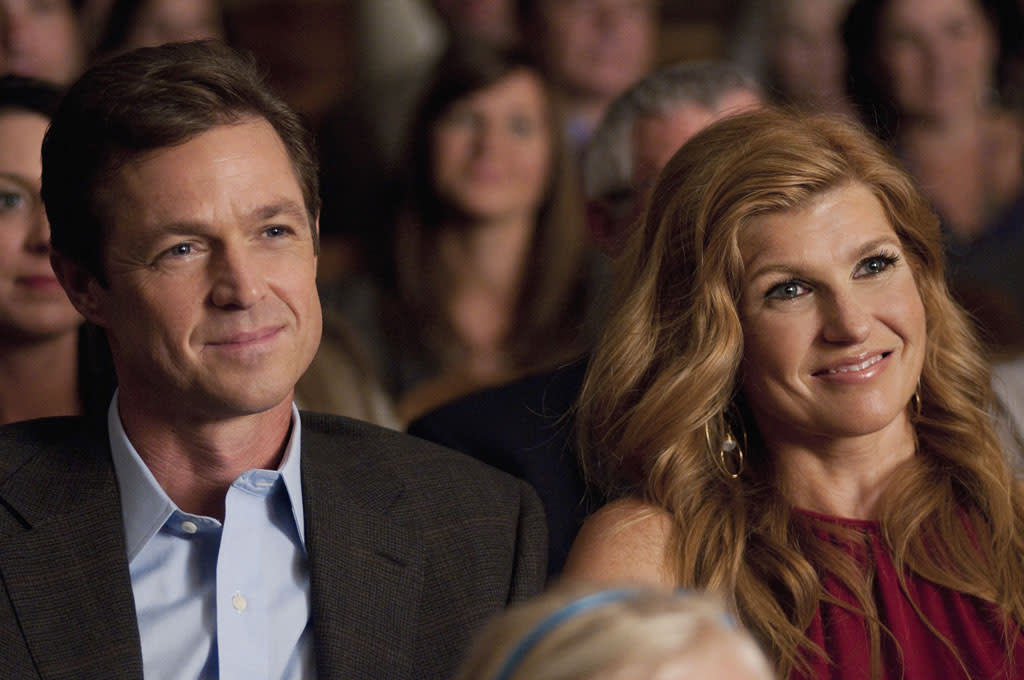 "Eric Close and Connie Britton in the ""Nashville"" episode, ""Someday You'll Call My Name."""