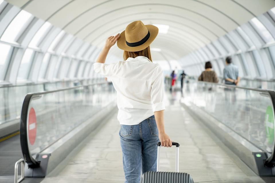 <p>Be sure to check on any travel restrictions for your destination, but it's time to dust off that passport.</p>