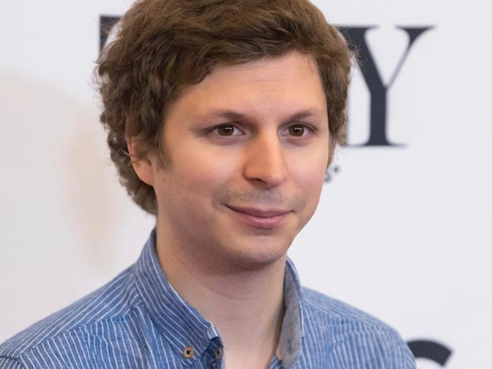 """Michael Cera in May 2018. <p class=""""copyright"""">Charles Sykes/Invision/AP</p>"""