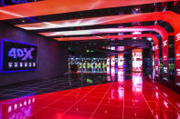 <p>The 4DX auditorium houses 156 specially designed seats and will open in time for Avengers: Endgame. (Cineworld) </p>