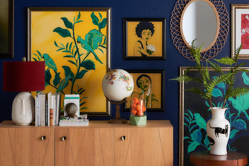 Drew Barrymore Flower Home Eclectic Objects (Photo: Walmart)