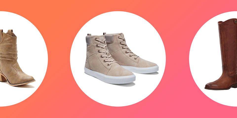 """<p>While <a href=""""https://www.goodhousekeeping.com/clothing/g34929993/top-winter-boots-for-women/"""" rel=""""nofollow noopener"""" target=""""_blank"""" data-ylk=""""slk:winter boots"""" class=""""link rapid-noclick-resp"""">winter boots</a> are designed to keep you warm when trudging through snow, summer boots are just focused on fashion and style. You can pair these leather, suede and fabric styles with flowy dresses, cut-off shorts and twirly skirts for an added edge. </p><p>The <a href=""""https://www.goodhousekeeping.com/institute/about-the-institute/a19748212/good-housekeeping-institute-product-reviews/"""" rel=""""nofollow noopener"""" target=""""_blank"""" data-ylk=""""slk:Good Housekeeping Institute"""" class=""""link rapid-noclick-resp"""">Good Housekeeping Institute</a> Textiles Lab is comprised of footwear experts who put all types of shoes to the test, including <a href=""""https://www.goodhousekeeping.com/health-products/g26960479/best-walking-shoes-for-women/"""" rel=""""nofollow noopener"""" target=""""_blank"""" data-ylk=""""slk:walking sneakers"""" class=""""link rapid-noclick-resp"""">walking sneakers</a>, <a href=""""https://www.goodhousekeeping.com/health-products/a25012850/best-hiking-boots-for-women/"""" rel=""""nofollow noopener"""" target=""""_blank"""" data-ylk=""""slk:hiking shoes"""" class=""""link rapid-noclick-resp"""">hiking shoes</a> and <a href=""""https://www.goodhousekeeping.com/clothing/g29091176/best-rain-boots/"""" rel=""""nofollow noopener"""" target=""""_blank"""" data-ylk=""""slk:rain boots"""" class=""""link rapid-noclick-resp"""">rain boots</a>. Our pros used their footwear expertise to find the cutest and most comfortable boot styles for summer. To avoid overheating, our experts recommend opting for summer boots without additional inner linings or pairs with cut-outs and perforations for increased airflow. </p>"""
