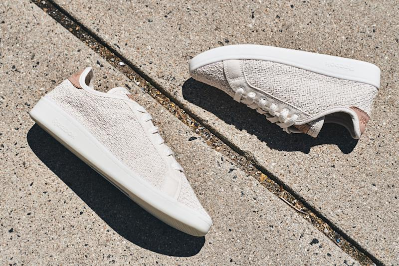 693a1a0d6a1d4 The Story Behind Reebok s New Sustainable Cotton + Corn Unisex Sneakers