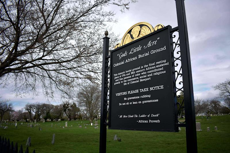God's Little Acre is the largest and best-preserved Colonial-era African burial ground in the United States. Located in Newport, Rhode Island, it received a $50,000 grant from the Action Fund.