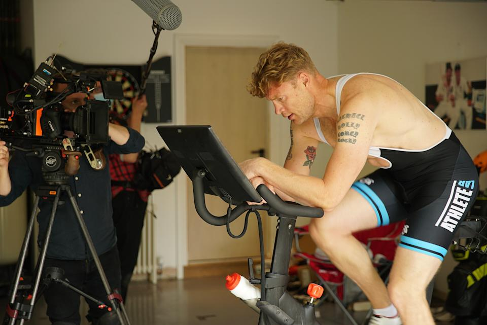Freddie Flintoff: Living with Bulimia explores how eating disorders can affect male sufferers. (BBC)
