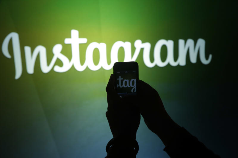 Islamic State backers find ephemeral platform in Instagram