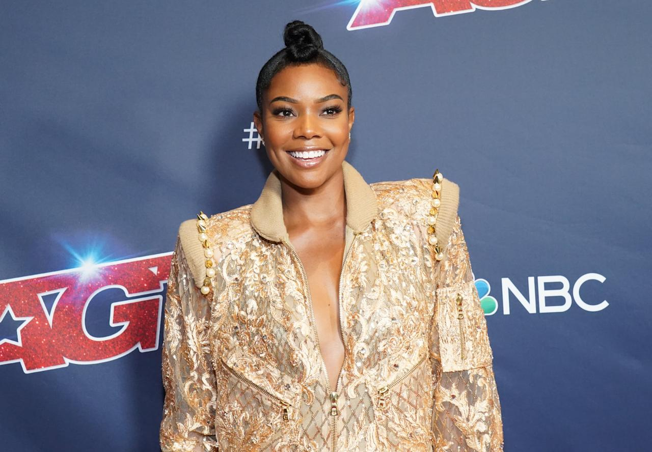 """<p>On Nov. 22, <a href=""""https://variety.com/2019/tv/news/gabrielle-union-julianne-hough-out-at-americas-got-talent-1203413880/"""" target=""""_blank"""" class=""""ga-track"""" data-ga-category=""""Related"""" data-ga-label=""""https://variety.com/2019/tv/news/gabrielle-union-julianne-hough-out-at-americas-got-talent-1203413880/"""" data-ga-action=""""In-Line Links"""">news broke that Union and Hough</a> were officially not returning for another season of the NBC competition show. Both women joined the judges panel for season 14, which aired over the Summer. Their short stint on the show is the second time a judge has left after one season. Brandy Norwood, an original <strong>AGT</strong> judge, was replaced by Sharon Osbourne after the series's debut season.</p>"""