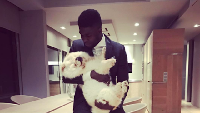 Dog Barcelona defender Samuel Umtiti has a large presence on social media, with his Instagram account boasting more than 1.5m followers and a further 304,000 on Twitter. So when Barcelona decided to follow the centre-back around and capture his day to day activities for their Instagram, fans of the Frenchman were pretty happy. Le résumé de la journée de @UmtitiSam aux commandes du compte Instagram pic.twitter.com/EbbdakIDzG — FC Barcelona (@fcbarcelona_fra) April 27, 2017 The Catalan club...