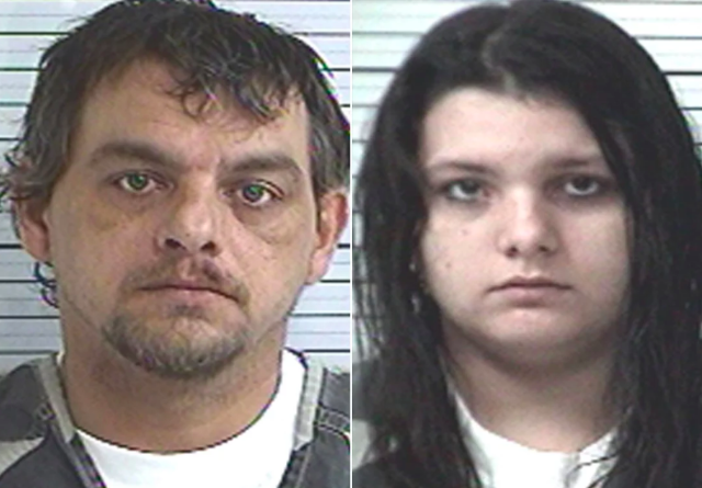 Father And Daughter Charged With Incest After Neighbor Catches Them Having Sex