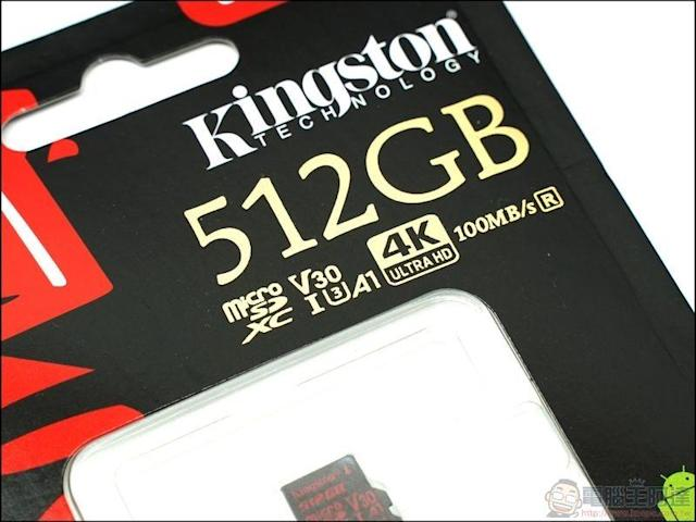 Kingston Canvas React 512GB MicroSD -2