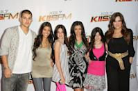<p>The family definitely loved their animal-print! We don't know which outfit feels more early '00s - Kylie's sparkly vest or Kourtney's leggings?</p>