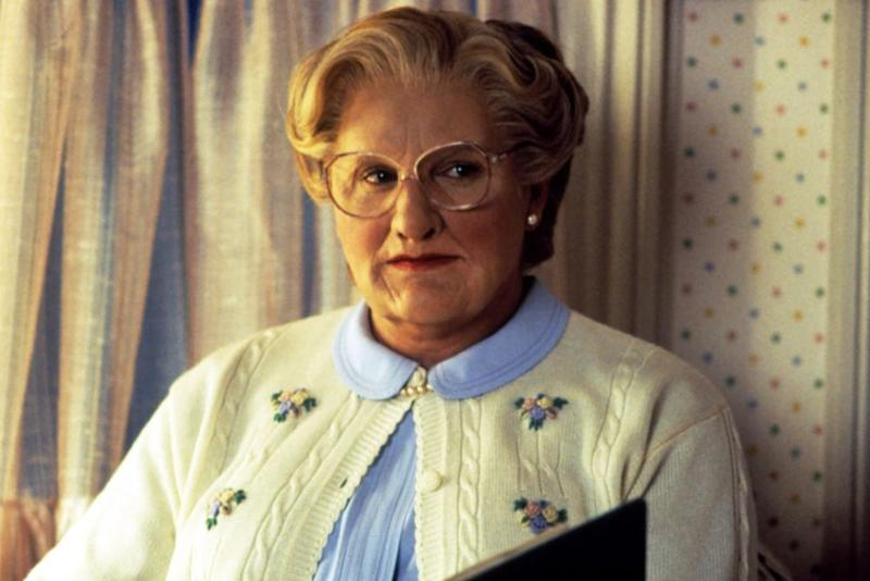 Mrs. Doubtfire | 20th Century Fox/Everett Collection