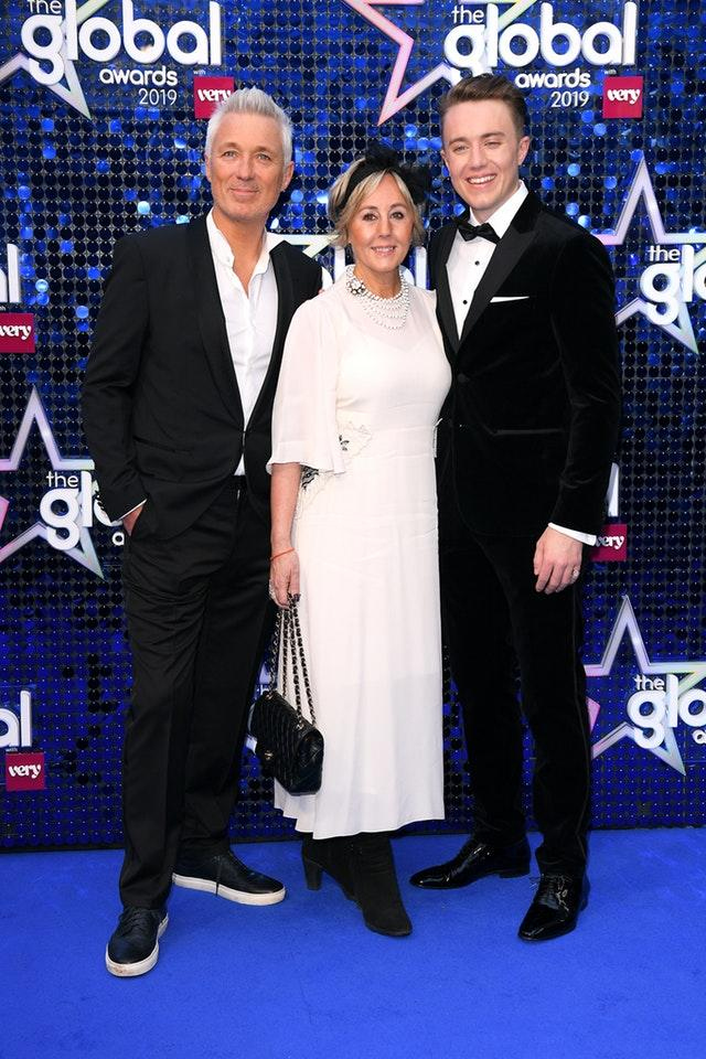 The Global Awards 2019 with Very.co.uk – Arrivals – London