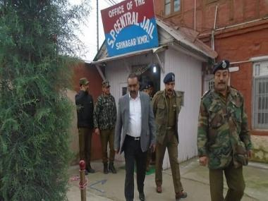 Overcrowded prisons in Kashmir turn into COVID-19 epicentres: 35 fresh cases reported in Srinagar jail