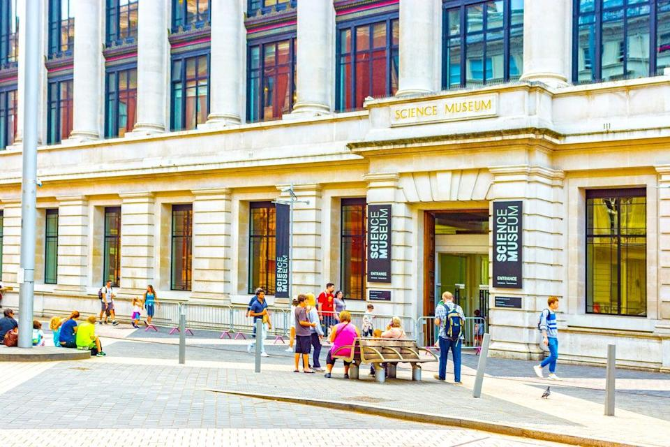 The Science Museum in London was one of the 2020 winners (Getty Images)