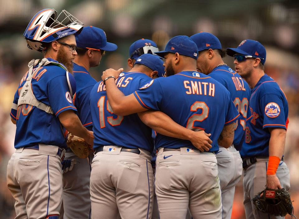 The Mets' postseason hopes are getting dimmer every day.