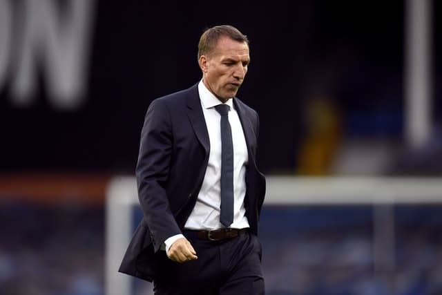 Rodgers was determined to fight on after another frustrating result