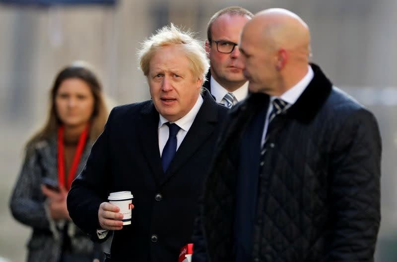 PM Johnson vows to strengthen prison sentences