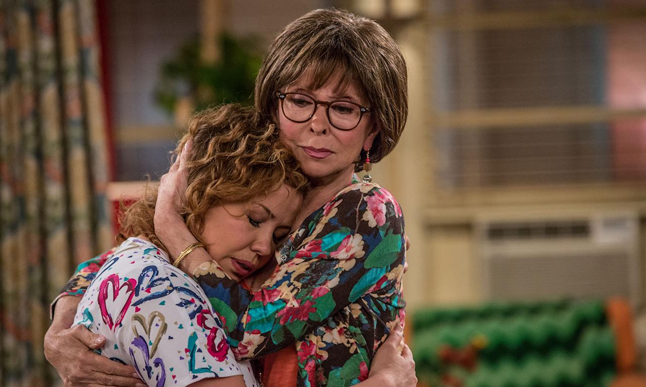 "After three seasons, Netflix called time on One Day At a Time, the series starring Rita Moreno which followed three generations of a Cuban-American family, despite its high critical ratings. However, following much <a href=""https://www.oprahmag.com/entertainment/tv-movies/a26827045/one-day-at-a-time-canceled-netflix-reactions/"">fan outcry</a>, the show was saved by Pop TV, with <a href=""https://www.yahoo.com/entertainment/were-back-baby-pop-tv-211240763.html"">a fourth season expected to air</a> on the channel in March 2020. (Michael Yarish)"
