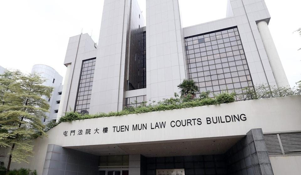 Tuen Mun Law Courts Building located in Tuen Mun. Photo: K. Y. Cheng
