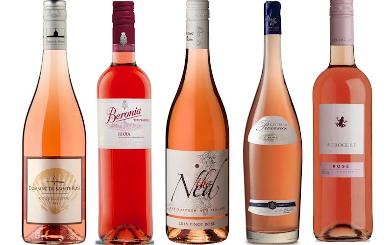 Rosé is having a resurgence. Light, fruity and refreshing, it's perfect for spring into summer