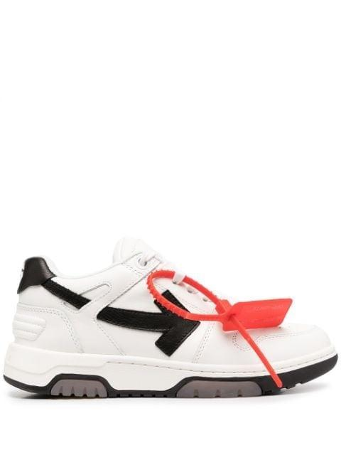 <p>The <span>Off-White OOO Low-Top Sneakers</span> ($515) are the perfect gift for all the sneakerheads and hypebeasts.</p>