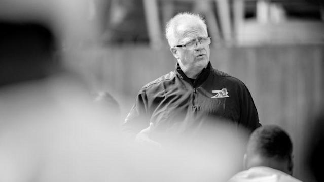 He knows it's not going to be easy but Alouettes head coach Mike Sherman is taking his first season in the CFL one step at a time. CFL.ca's Jim Morris has more.