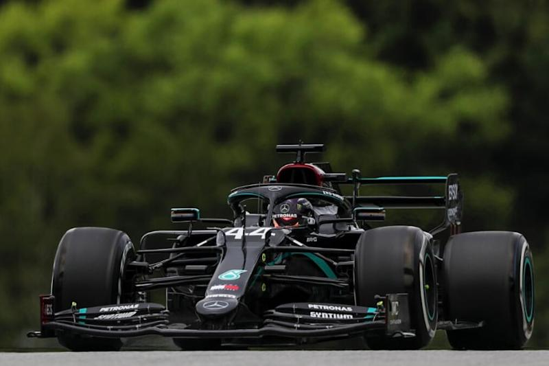 Lewis Hamilton on Top at Austria GP Practise as Mercedes Survive DAS Protest from Red Bull