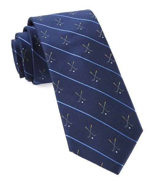 """<p><strong>The Tie Bar</strong></p><p>thetiebar.com</p><p><strong>$25.00</strong></p><p><a href=""""https://go.redirectingat.com?id=74968X1596630&url=https%3A%2F%2Fwww.thetiebar.com%2Fproduct%2F31289sk&sref=https%3A%2F%2Fwww.townandcountrymag.com%2Fstyle%2Fmens-fashion%2Fnews%2Fg2335%2Fbest-fathers-day-gifts%2F"""" rel=""""nofollow noopener"""" target=""""_blank"""" data-ylk=""""slk:Shop Now"""" class=""""link rapid-noclick-resp"""">Shop Now</a></p><p>This golf-themed tie is subtle enough for any event and helps him bring his love of the game into every part of his life. </p><p><strong>More:</strong> <a href=""""https://www.townandcountrymag.com/style/mens-fashion/g10016896/golf-gifts-for-men/"""" rel=""""nofollow noopener"""" target=""""_blank"""" data-ylk=""""slk:Gifts For the Golf-Obsessed Man in Your Life"""" class=""""link rapid-noclick-resp"""">Gifts For the Golf-Obsessed Man in Your Life</a> </p>"""