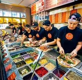Blaze Fast-Fire'd Pizza Announces Grand Opening of New Coachella Valley Location
