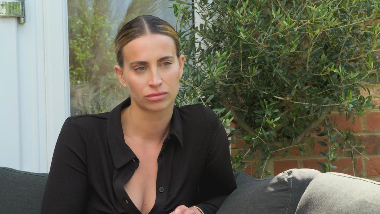 From Potato  Ferne McCann: First Time Mum SR7: Ep3 on ITVBe and ITV Hub  Pictured: Ferne McCann.  This photograph is (C) ITV Plc and can only be reproduced for editorial purposes directly in connection with the programme or event mentioned above. Once made available by ITV plc Picture Desk, this photograph can be reproduced once only up until the transmission [TX] date and no reproduction fee will be charged. Any subsequent usage may incur a fee. This photograph must not be manipulated [excluding basic cropping] in a manner which alters the visual appearance of the person photographed deemed detrimental or inappropriate by ITV plc Picture Desk.  This photograph must not be syndicated to any other company, publication or website, or permanently archived, without the express written permission of ITV Plc Picture Desk. Full Terms and conditions are available on the website www.itv.com/presscentre/itvpictures  For further information please contact: iwona.karbowska@itv.com / 0207 157 3043