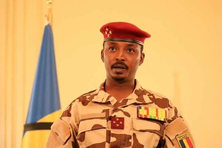 Deby's son Mahamat took the helm of a military junta after the strongman's shock death
