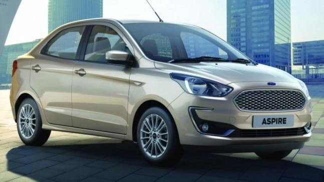Ford India has started accepting bookings for the latest version of its compact sedan, the New Ford Aspire at its authorized dealerships across the country.