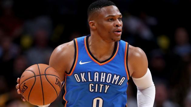 <p>Russell Westbrook most effective when not deferring to anyone, Carmelo Anthony says</p>