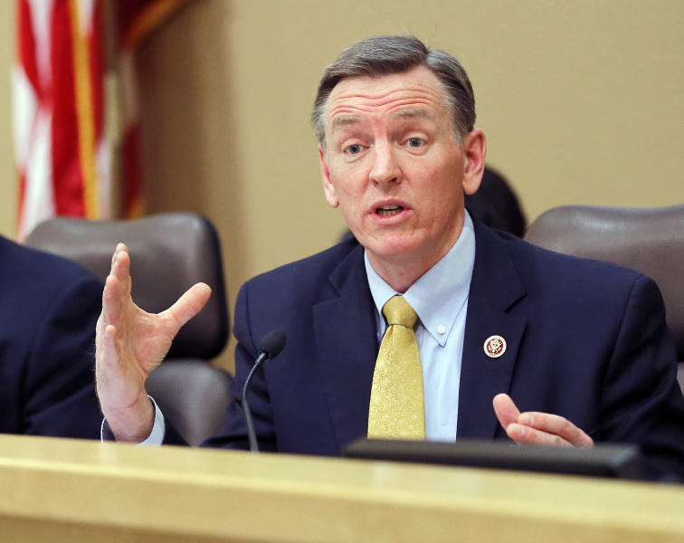 AZ Congressman Paul Gosar's 6 Siblings Endorse Opponent, Gosar Fires Back