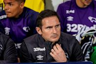 <p>Frank Lampard will hope to create a winning team at Derby. </p>