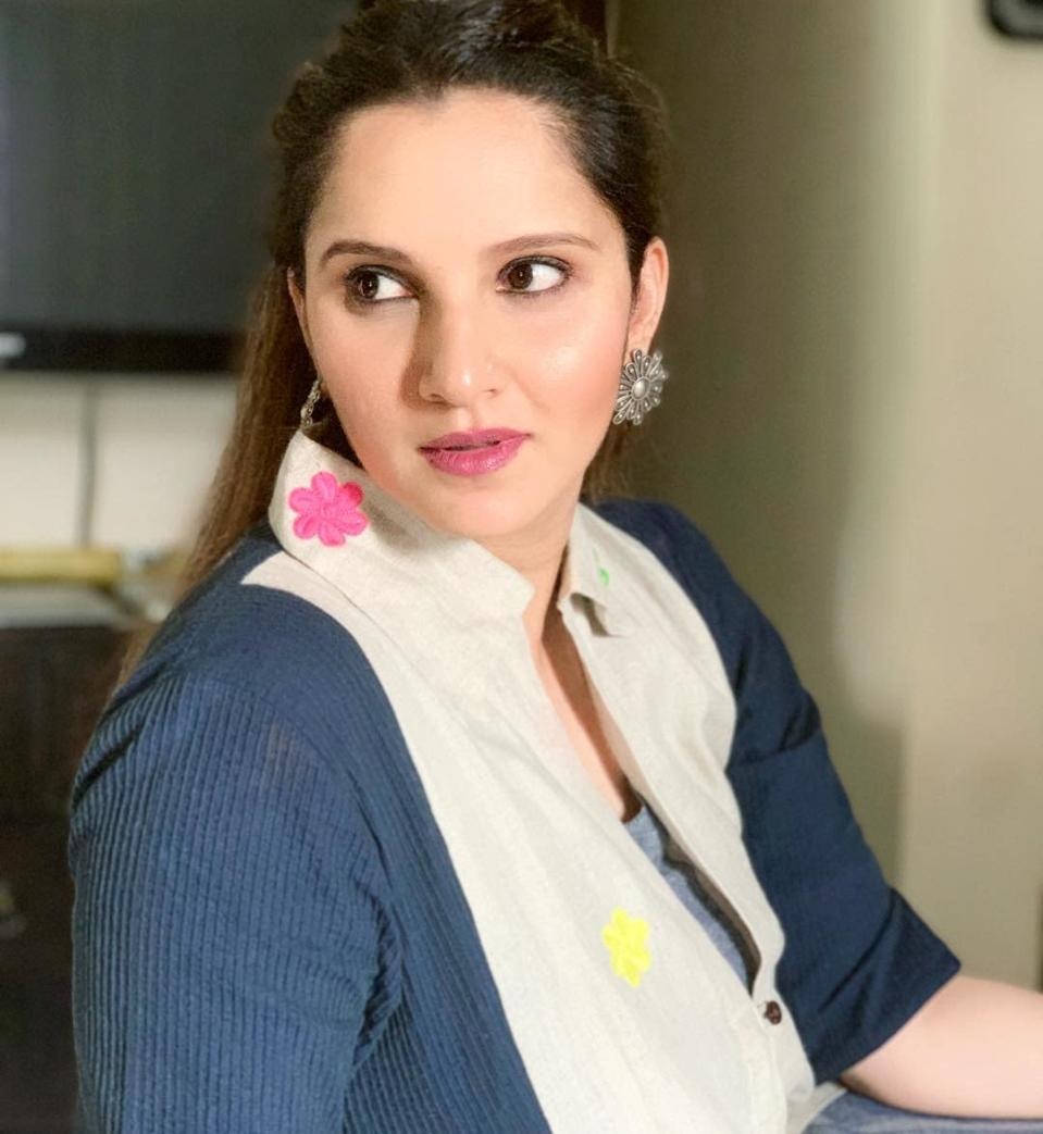 <p>A former World No 1, Sania has six Grand Slam Titles to her name. In a very young age, the tennis player from Hyderabad became one of the most successful and highest paid tennis stars in the word. She won her Arjuna Award in 2004, and in 2016 she was given the title of 'NRI of the Year'. In the midst, she was honored with Padma Bhushan and Padma Shri. Apart from sports, Sania played an important in reshaping the attitude of an average Indian towards its women in connection with sports. Mirza is also the brand ambassador of Telangana State since its formation. </p>