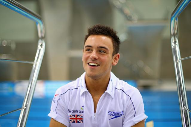British Diving Press Conference